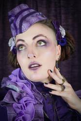 ~Purple Portrait~