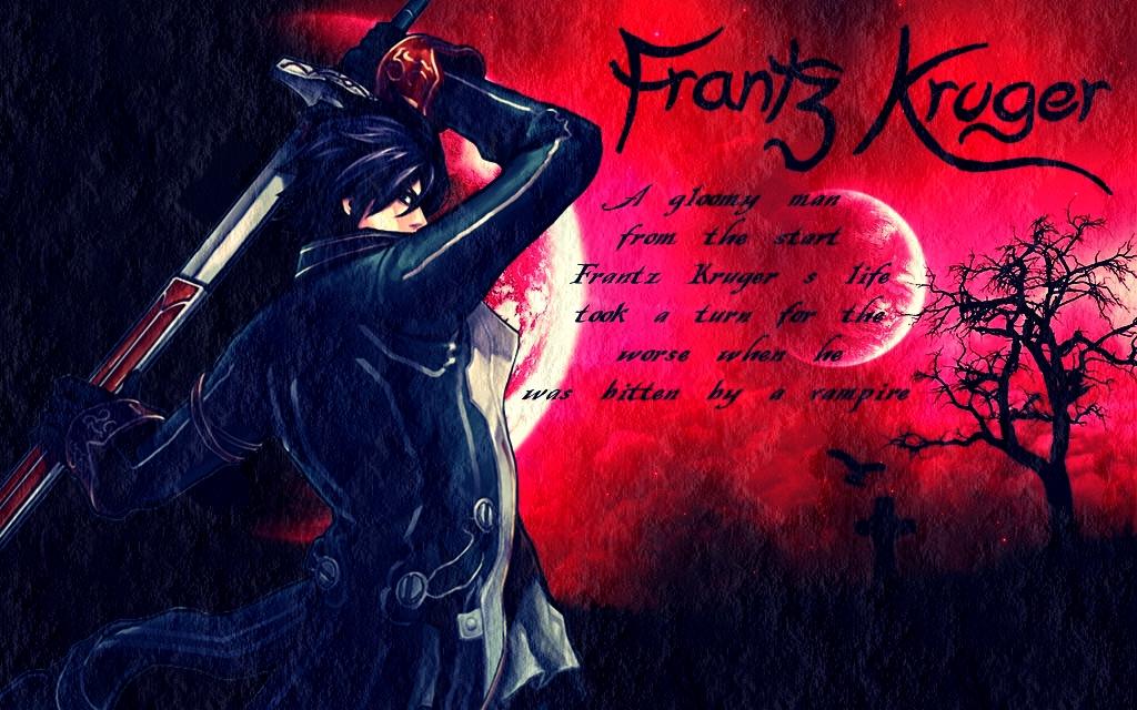 Roleplay Character Frantz Kruger