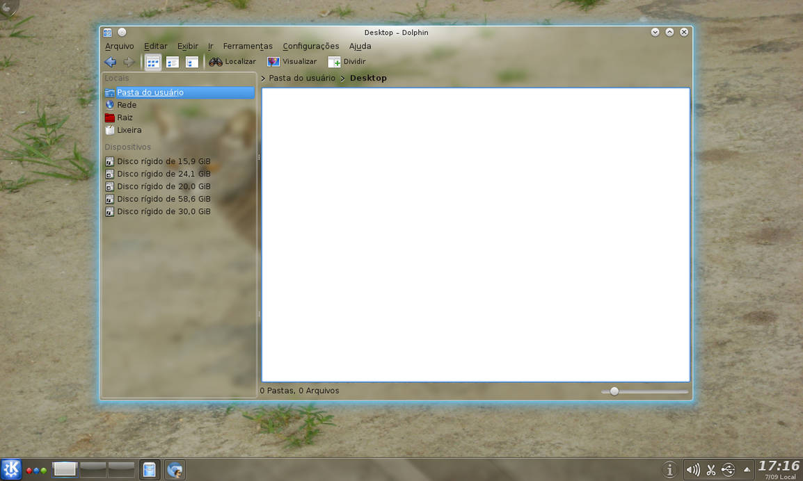 KDE 4 9 with Oxygen-transparent by hotvic on DeviantArt