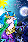 ~Lullaby for a Princess/ Luna's Soliloquy~