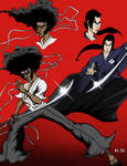 Afro-Champloo