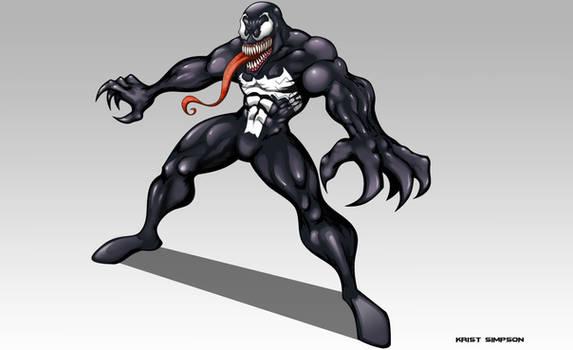Venom Unleashed ver 2