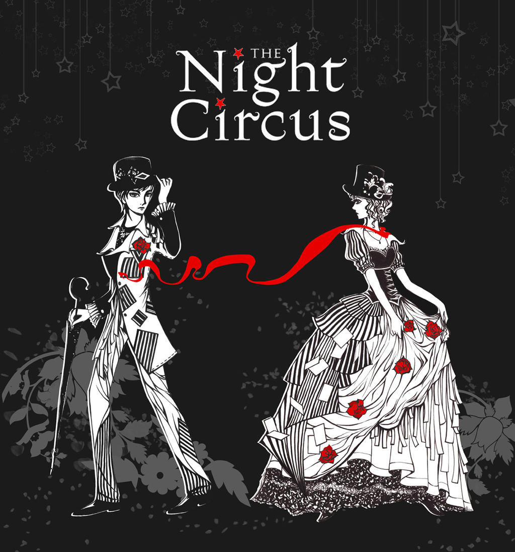 Night Circus - Celia and Marco by acbunny