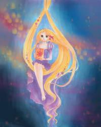 Rapunzel - A Lantern for You