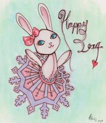 Snow Bunny of 2014
