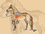 OPEN ADOPT   Zodiac: Leo   by NoOryxEmoji