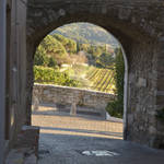 Entree du Castellet