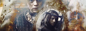 Gods are not mocked-Arya and Jaqen