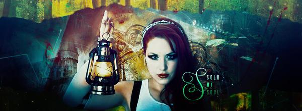 Sold My Soul-Alissa White-Gluz by DuyguPoyraz