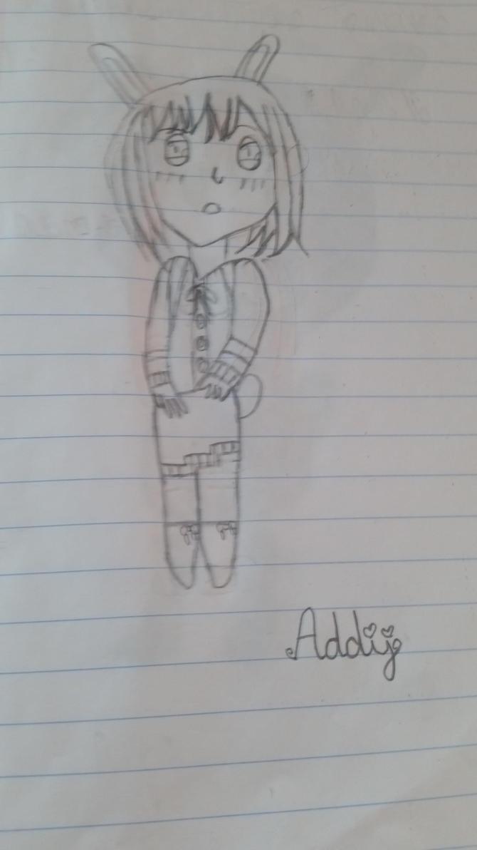 My OC | Akeno Chiyoko by AddiJ