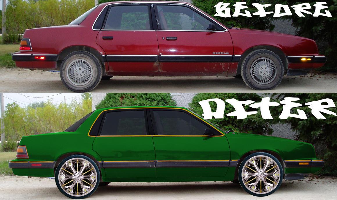 Pontiac 6000