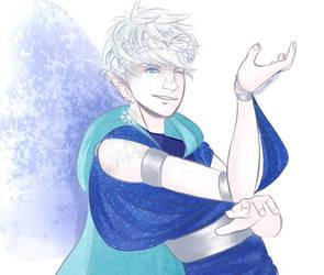 Fairy AU (Jack)