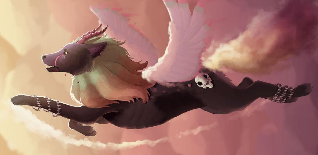 Runaway by Eldritch-Dragon