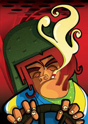 Smoking Yo
