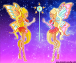 [WC] Fairy of the shining sun