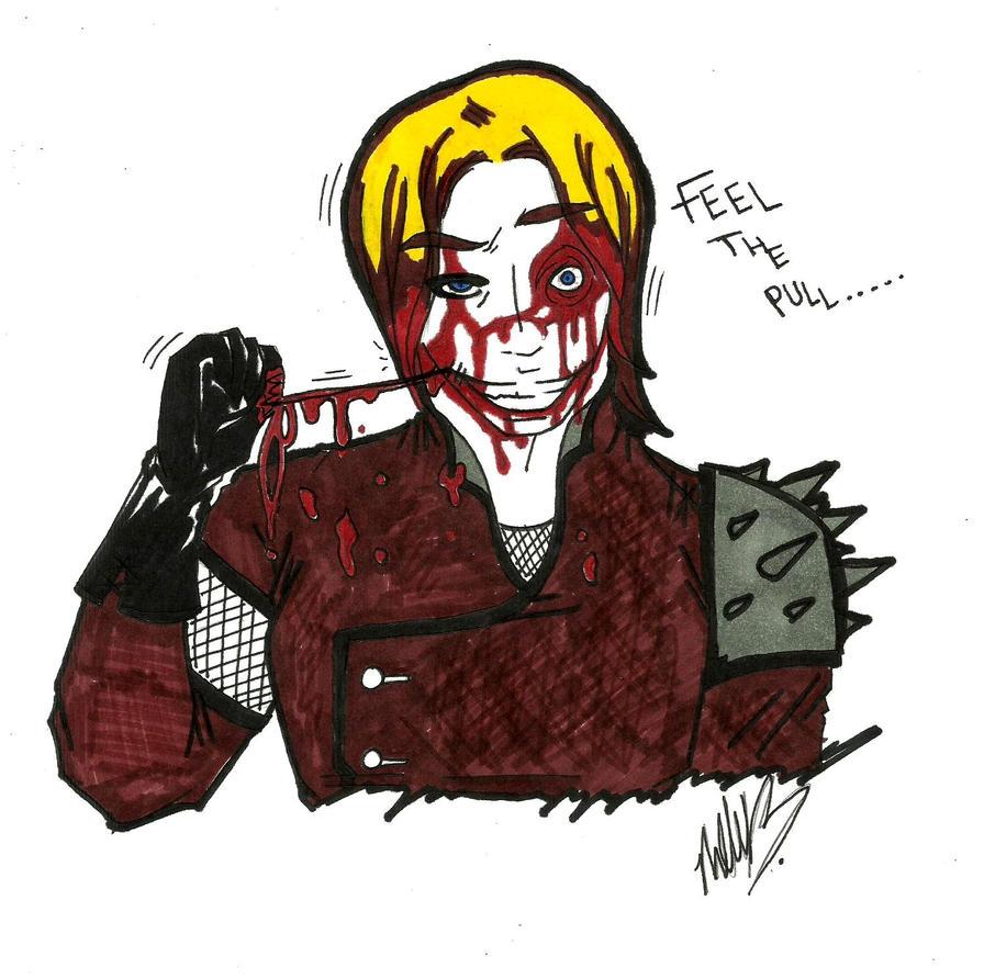 Feel The Pull by GhostAsylum