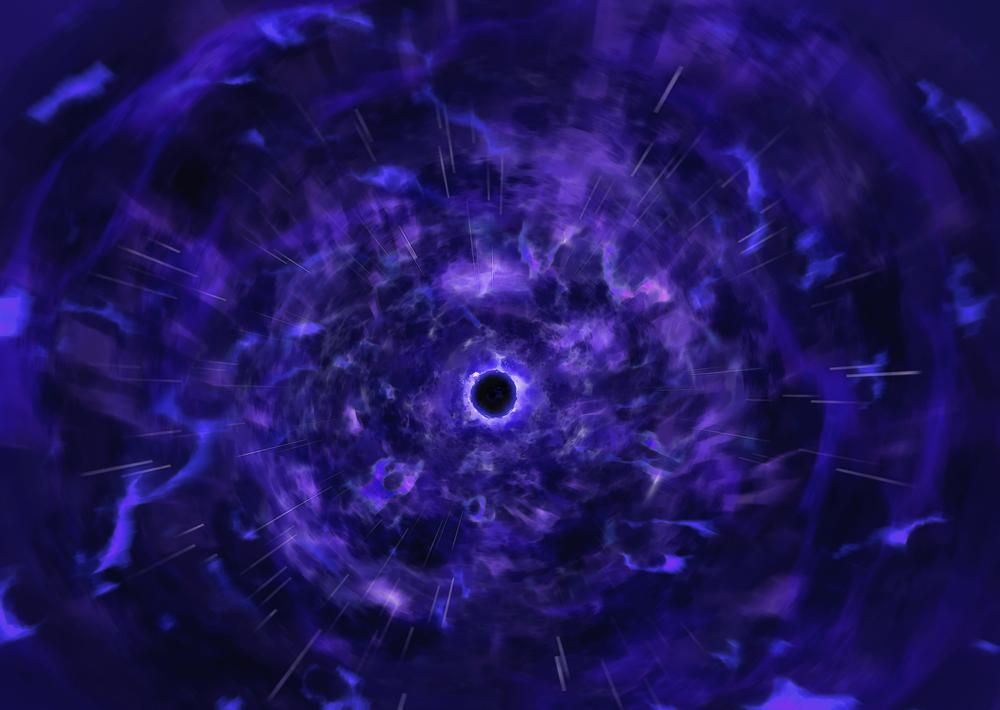 Purple And Black House Decor
