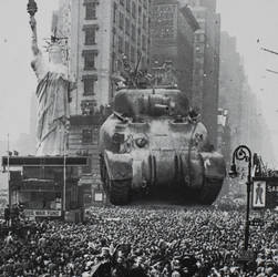 Tanks of New York by live-by-evil