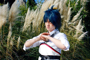 MAGI:. The 4th Prince by Yuiie