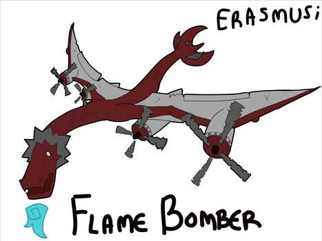 Flame Bomber Erasmus