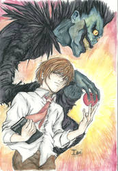 DN: Light and Ryuk