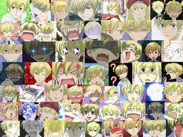 The Many Faces of Tamaki Suoh
