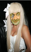 If Mr. Bean was... Lady Gaga? by Sawatari213