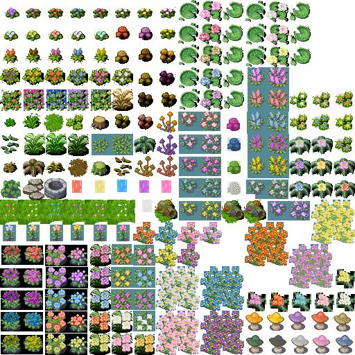 gardentiles 1 by L0velyBlue
