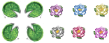 Lilypads by L0velyBlue
