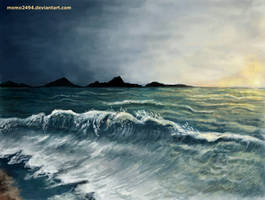 sea by momo2494