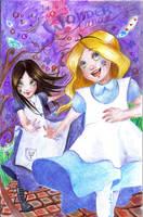 Alices in Wonderland by Paulina-AP