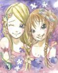 Blooming friendship