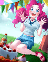 Pinkie Pie: Surprise Picnic Party! by Paulina-AP