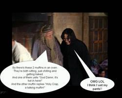 Snape LOLs by gorgor666