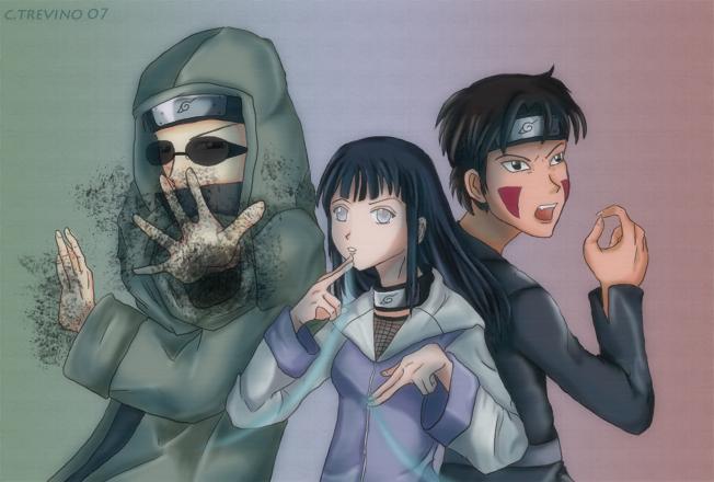 Naruto  Team 8 by bjorkubusNaruto Team 8