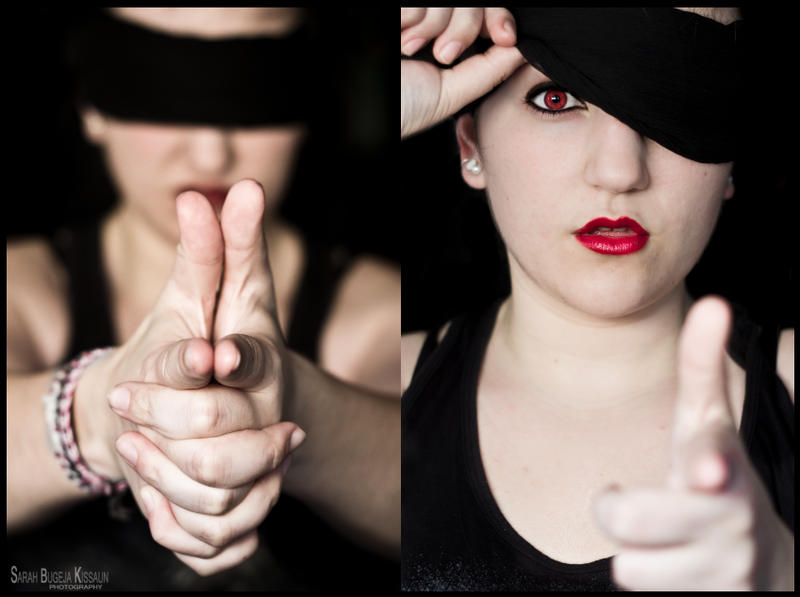 Blind Shot by Sarah-BK