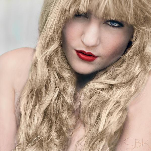 Blonde. by Sarah-BK