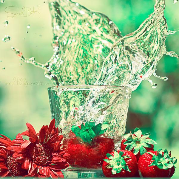 Splash of Spring by Sarah-BK