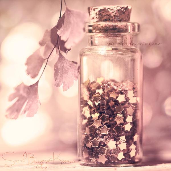 Bottled Dreams by Sarah-BK
