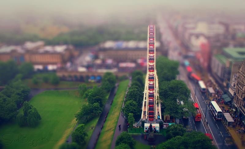 Mini Edinburgh by Sarah-BK