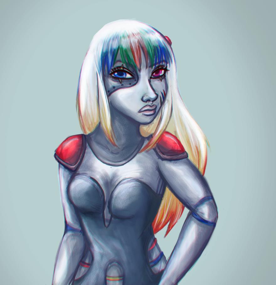 Mechapuff For Ppgrainbow by Jenijar