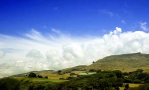 Rolling Hills by mazzman