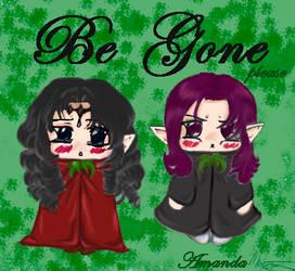 Rude Lil Elves by KazeKasai