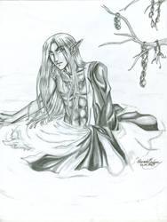 Phear's WaterDance by KazeKasai