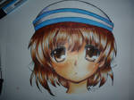 Ushio Okazaki from Clannad