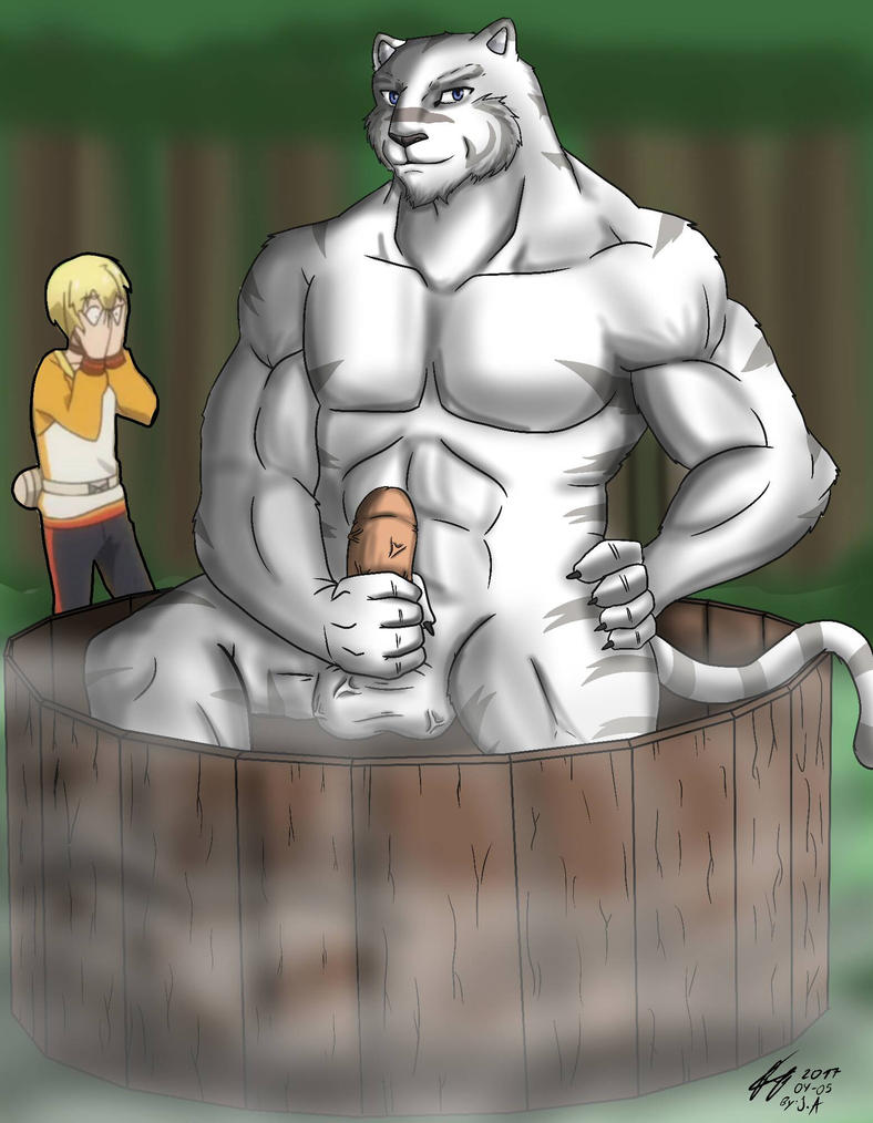un dibujo de Mercenario by JulioAndrada