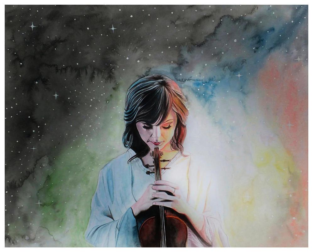 Lindsey Stirling by ni5hitha