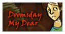Doomsday My Dear Stamp by Amybunbun