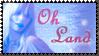 Oh Land Stamp by Amybunbun