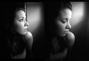 sitting, waiting, wishing by SweetJosephine02